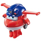 Мини трансформер Джетт, команда Полиции, Super Wings EU730031