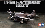 "Сборная модель Republic P-47D Thunderbolt ""Bubbletop"" 60770"