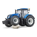 Трактор Bruder - New Holland T7.315 03-120